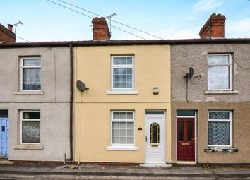 Thumbnail 3 bedroom terraced house for sale in Ridgeway Terrace, Warsop, Mansfield, Nottinghamshire