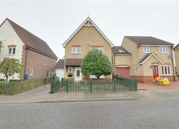 Thumbnail 3 bed detached house for sale in Redwood Drive, Laindon, Basildon