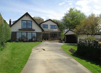 Thumbnail 5 bed detached house for sale in Daphne Close, Rhyddings, Neath, West Glamorgan