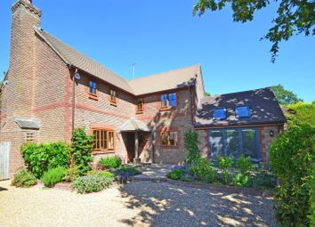 Thumbnail 4 bed detached house for sale in Smock Alley, West Chiltington, West Sussex