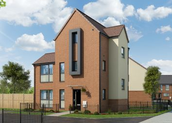 "Thumbnail 4 bedroom property for sale in ""The Chestnut At Bridle Wood, Telford"" at Frome Way, Donnington, Telford"