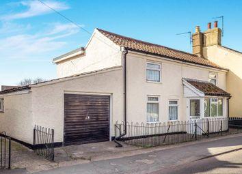 Thumbnail 4 bedroom semi-detached house for sale in Norwich Road, Dereham, Norfolk