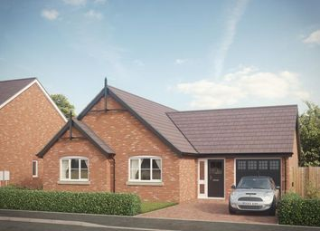Thumbnail 3 bed bungalow for sale in Prescott Road, Baschurch, Shrewsbury