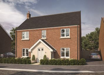 """Thumbnail 4 bed property for sale in """"The Calder"""" at Lower Road, Aylesbury"""