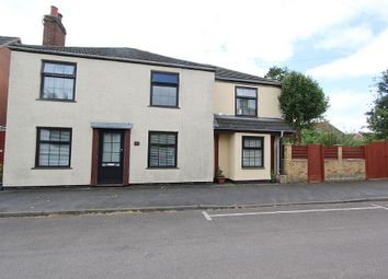Thumbnail 3 bed detached house for sale in School Lane, Manea, March, Cambridgeshire