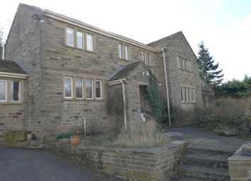 Thumbnail 3 bed detached house to rent in Far Common Road, Mirfield