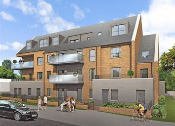 Thumbnail 2 bed flat for sale in Straight Road, Faringdon Avenue, Romford, Essex