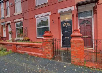 Thumbnail 2 bed terraced house for sale in Brompton Road, Fallowfield