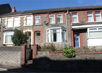 Thumbnail 3 bed terraced house for sale in High Street, Cymmer, Porth, Rhondda Cynon Taff.