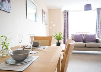 Thumbnail 1 bed flat for sale in Quarry Court, Adelaide Place, Fishponds, Bristol