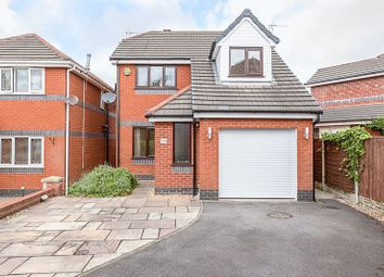 Thumbnail Detached house for sale in Spelding Drive, Standish Lower Ground, Wigan
