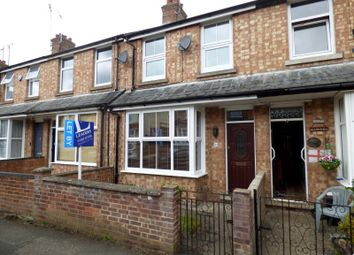 Thumbnail 3 bed terraced house to rent in Clarence Road, Stony Stratford, Milton Keynes