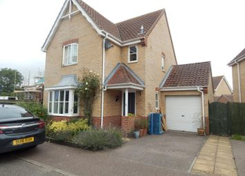 Thumbnail 3 bedroom semi-detached house to rent in Cranes Meadow, Harleston