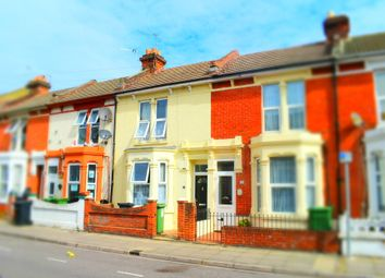 Thumbnail 4 bed terraced house to rent in Manners Road, Southsea, Hampshire