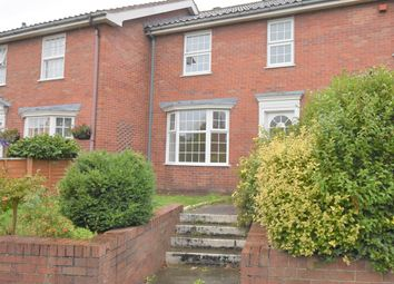 Thumbnail 3 bed terraced house to rent in Overleigh Road, Handbridge, Chester