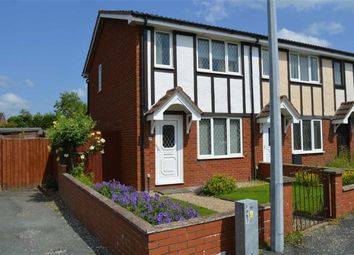 Thumbnail 2 bed terraced house to rent in 26, Pavilion Court, Llanidloes Road, Newtown, Powys