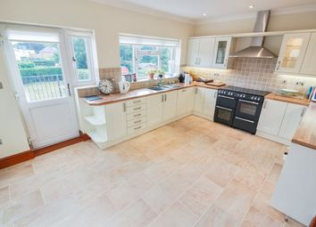 Thumbnail 5 bed semi-detached house for sale in Park Crescent, Abergavenny