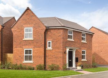 "Thumbnail 3 bed detached house for sale in ""Fairway"" at Welbeck Avenue, Burbage, Hinckley"