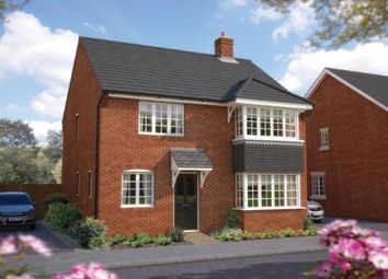 Thumbnail 4 bed detached house for sale in Plot 9, Honeybourne, Evesham