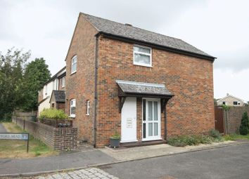 Thumbnail 3 bed end terrace house for sale in Heyford Mead, Kidlington