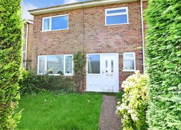 Thumbnail 3 bed end terrace house for sale in Phoenix Road, Lords Wood, Chatham, Kent