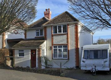 Thumbnail 3 bed detached house for sale in Highfield Avenue, Lymington, Hampshire