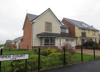 Thumbnail 3 bedroom detached house for sale in Piper Court, Kenton, Newcastle Upon Tyne