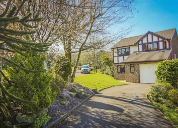 Thumbnail 4 bed detached house for sale in Holmeswood Park, Rawtenstall, Lancashire