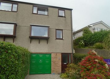 Thumbnail 4 bed semi-detached house to rent in Bohelland Way, Penryn