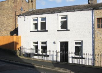 Thumbnail 2 bed end terrace house for sale in 2, Shaw Street, Holywell Green, Halifax, West Yorkshire