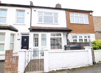 Thumbnail 2 bed terraced house for sale in Manor Road, Walthamstow