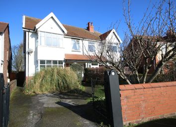 Thumbnail 4 bed semi-detached house for sale in Salford Road, Ainsdale, Southport