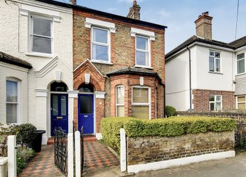 Thumbnail 3 bed terraced house for sale in Franche Court Road, London