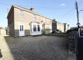 Thumbnail 3 bed semi-detached house to rent in Redfield Road, Midsomer Norton, Radstock, Somerset