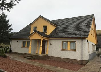 Thumbnail 5 bed detached house to rent in Rosemarkie, Fortrose