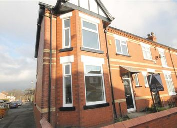 Thumbnail 3 bed terraced house for sale in Burnage Hall Road, Burnage, Manchester