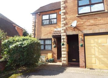 Thumbnail 2 bedroom end terrace house for sale in Ferndale Court, Coventry Road, Coleshill, Birmingham
