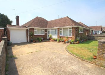 Thumbnail 3 bedroom detached bungalow for sale in Manor Road, North Lancing, West Sussex
