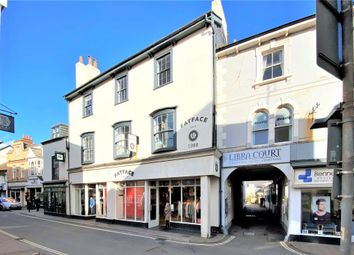 Thumbnail 1 bed flat for sale in Fore Street, Sidmouth, Devon
