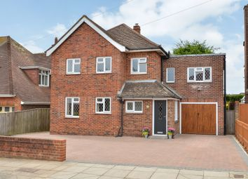 Thumbnail 5 bed detached house for sale in Tregaron Avenue, Drayton, Portsmouth