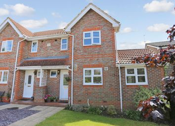 Thumbnail 4 bed semi-detached house for sale in Larkspur Close, Swanmore, Southampton