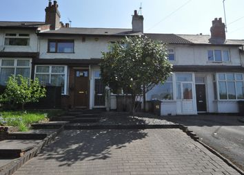 Thumbnail 2 bed terraced house for sale in Parsons Hill, Birmingham