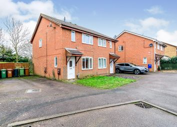 3 bed semi-detached house for sale in Ambleside Close, Wellingborough NN8