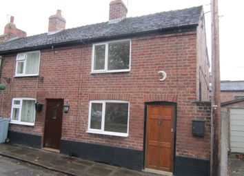 Thumbnail 2 bed terraced house to rent in Garden Street, Congleton