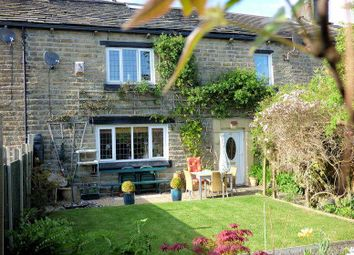 Thumbnail 4 bed cottage for sale in Crow Lane, Ramsbottom, Bury