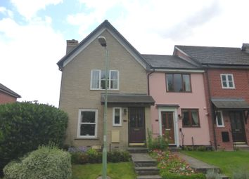 Thumbnail 3 bedroom end terrace house to rent in Sextons Meadows, Bury St. Edmunds