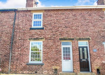 Thumbnail 3 bedroom terraced house for sale in Station Road, Forest Hall, Newcastle Upon Tyne