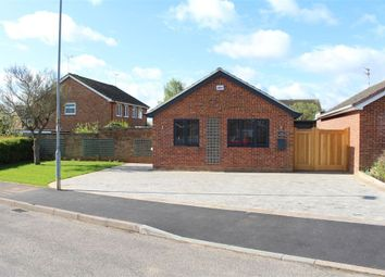 Thumbnail 2 bed detached bungalow for sale in Amsden Rise, Broughton Astley, Leicester