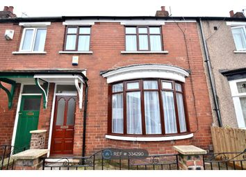 Thumbnail 3 bed terraced house to rent in Meath Street, Middlesbrough