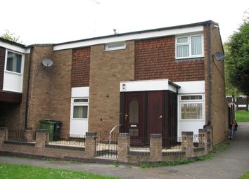 Thumbnail 3 bed end terrace house to rent in Woodmans Rise, Droitwich